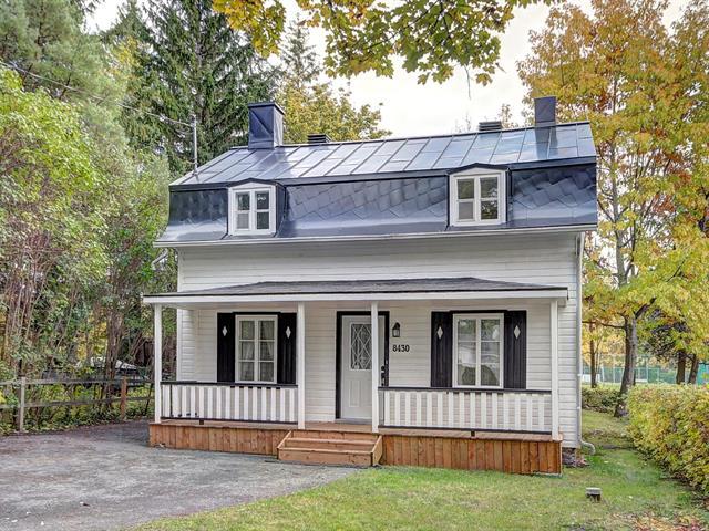 Maison à vendre à Sainte-Pétronille, Capitale-Nationale, 8430, Chemin  Royal, 23607750 - Centris.ca