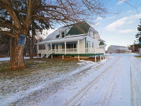 Hobby farm for sale in Saint-Stanislas (Mauricie), Mauricie, 59Z, Côte  Saint-Paul, 14493584 - Centris.ca