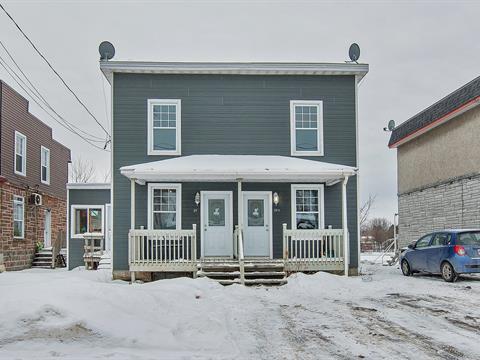 Duplex à vendre à L'Épiphanie, Lanaudière, 29 - 29A, Rue  Leblanc, 15138991 - Centris.ca