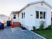 Maison mobile à vendre à Chibougamau, Nord-du-Québec, 1403, Rue  O'Connell, 12239875 - Centris.ca