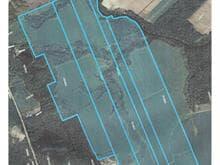 Terre à vendre à Saint-Didace, Lanaudière, Route  349, 24491296 - Centris.ca