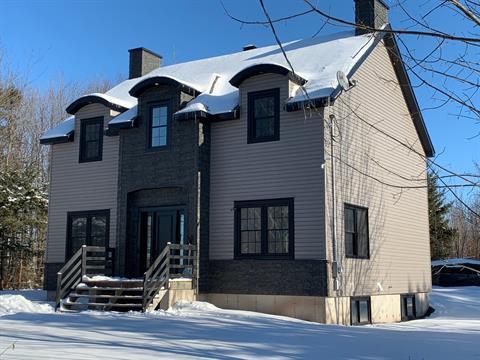 Maison à vendre à Notre-Dame-du-Sacré-Coeur-d'Issoudun, Chaudière-Appalaches, 941, Route des Crêtes, 25950954 - Centris.ca