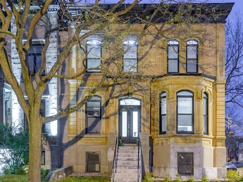 Triplex for sale in Westmount, Montréal (Island), 4826, boulevard  De Maisonneuve Ouest, 12066782 - Centris.ca