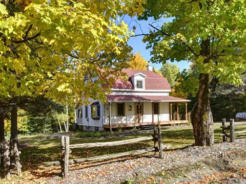House for sale in La Minerve, Laurentides, 42, Chemin  Pépin, 24519798 - Centris.ca