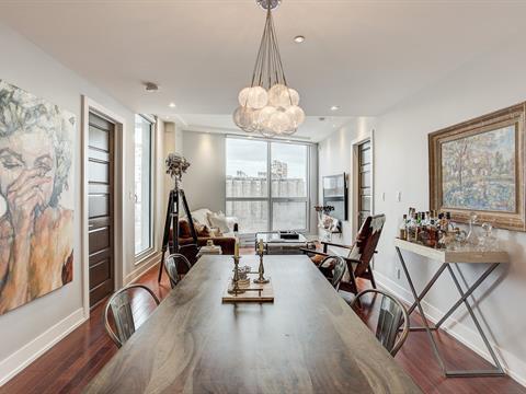 Condo / Apartment for rent in Ville-Marie (Montréal), Montréal (Island), 711, Rue de la Commune Ouest, apt. 701, 27300164 - Centris.ca