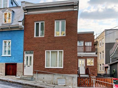 House for sale in La Cité-Limoilou (Québec), Capitale-Nationale, 904, Rue  Scott, 20314698 - Centris.ca