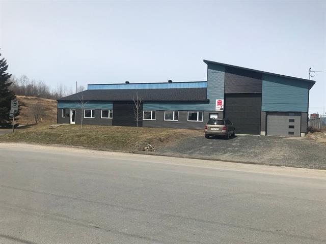 Bâtisse industrielle à vendre à Alma, Saguenay/Lac-Saint-Jean, 730, Avenue  Bombardier, 16725436 - Centris.ca
