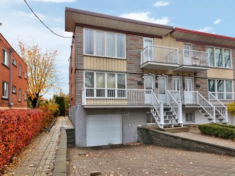 Duplex for sale in LaSalle (Montréal), Montréal (Island), 541 - 543, 90e Avenue, 28077793 - Centris.ca