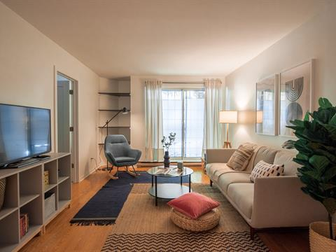 Condo for sale in Le Plateau-Mont-Royal (Montréal), Montréal (Island), 3555, Rue  University, apt. 101, 15720666 - Centris.ca