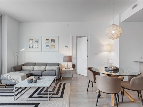 Condo / Appartement à louer à Ville-Marie (Montréal), Montréal (Île), 405, Rue de la Concorde, app. 2303, 24943639 - Centris.ca