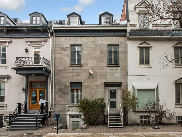 Commercial building for sale in Montréal (Ville-Marie), Montréal (Island), 1227 - 1229, Rue  Saint-Hubert, 10421276 - Centris.ca