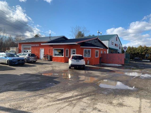 Bâtisse commerciale à vendre à Saint-Cyrille-de-Wendover, Centre-du-Québec, 6401Z, Route  122, 21510661 - Centris.ca