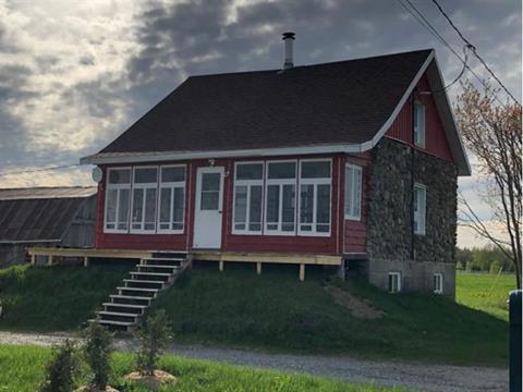 Fermette à vendre à Saint-Narcisse-de-Beaurivage, Chaudière-Appalaches, 777Z, Rang  Iberville, 10801822 - Centris.ca