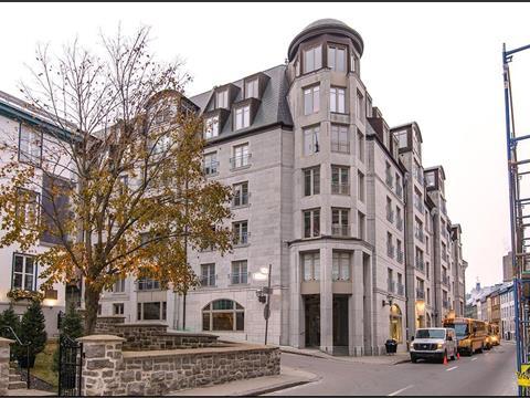 Condo for sale in Québec (La Cité-Limoilou), Capitale-Nationale, 33, Rue  Saint-Louis, apt. 405, 19354251 - Centris.ca