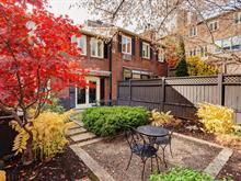 House for sale in Montréal (Ville-Marie), Montréal (Island), 3511Z, Rue  Redpath, 19050965 - Centris.ca