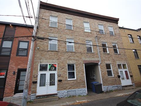 Quadruplex for sale in La Cité-Limoilou (Québec), Capitale-Nationale, 569 - 579, Rue  Saint-Bonaventure, 21537983 - Centris.ca