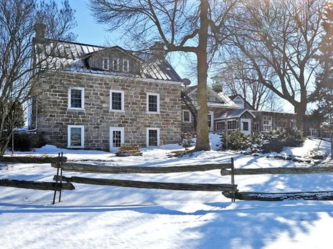 Hobby farm for sale in Ormstown, Montérégie, 1082Z, Chemin  Upper Concession, 24885577 - Centris.ca