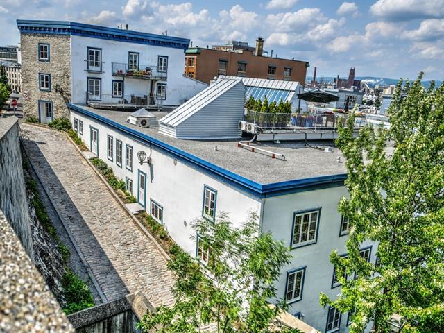 Condo / Appartement à louer à Québec (La Cité-Limoilou), Capitale-Nationale, 160, Côte du Colonel-Dambourgès, app. 115, 25388644 - Centris.ca