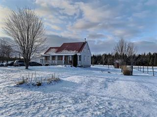 Hobby farm for sale in Sainte-Christine-d'Auvergne, Capitale-Nationale, 184, Rang  Saint-Jacques, 23555996 - Centris.ca
