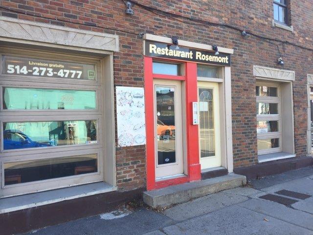Commercial unit for rent in Montréal (Rosemont/La Petite-Patrie), Montréal (Island), 1800, boulevard  Rosemont, 20215140 - Centris.ca