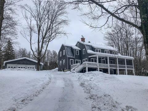 Maison à vendre à Hatley - Canton, Estrie, 20Z, Chemin  Highland, 20269681 - Centris.ca