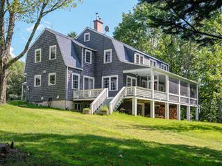 Maison à vendre à Hatley - Canton, Estrie, 20, Chemin  Highland, 20269681 - Centris.ca