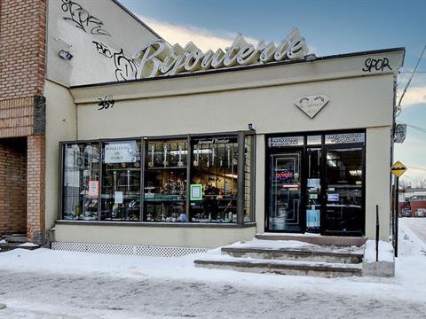Bâtisse commerciale à vendre à Montréal (Mercier/Hochelaga-Maisonneuve), Montréal (Île), 2328, Rue  Des Ormeaux, 17045515 - Centris.ca