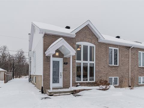 Maison à vendre à Lévis (Les Chutes-de-la-Chaudière-Ouest), Chaudière-Appalaches, 77, Rue des Hydrangées, 24971324 - Centris.ca