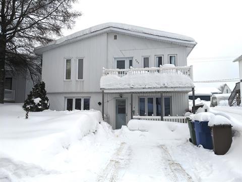 Duplex à vendre à Amos, Abitibi-Témiscamingue, 782 - 784, 10e Avenue Ouest, 21763580 - Centris.ca