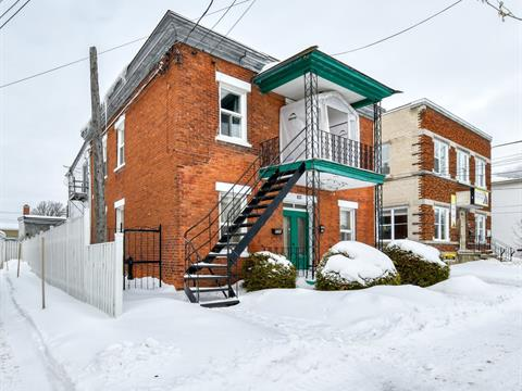 Triplex for sale in Joliette, Lanaudière, 586 - 590, Rue  Richard, 17887198 - Centris.ca