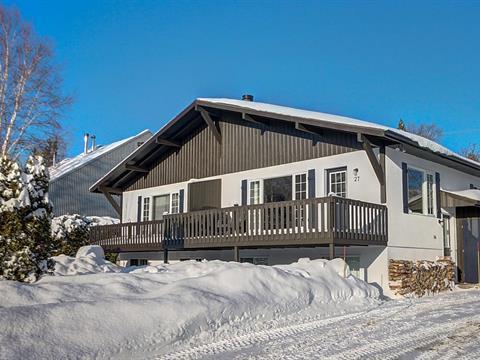 Maison à vendre à Saint-Ferréol-les-Neiges, Capitale-Nationale, 27, Rue des Jardins, 9020136 - Centris.ca