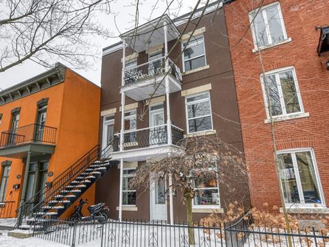 Triplex for sale in Montréal (Rosemont/La Petite-Patrie), Montréal (Island), 6332 - 6336, Rue  De Saint-Vallier, 22363993 - Centris.ca
