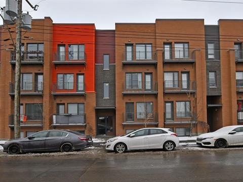 Condo / Apartment for rent in Montréal (Le Sud-Ouest), Montréal (Island), 4821, Rue  Saint-Ambroise, apt. 202, 14880112 - Centris.ca