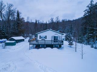 Chalet à vendre à Duhamel, Outaouais, 5702, Chemin de la Grande-Baie, 12795447 - Centris.ca