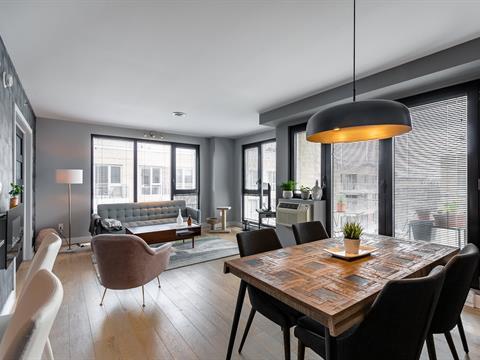 Condo / Apartment for rent in Montréal (Le Sud-Ouest), Montréal (Island), 1010, Rue  William, apt. 802, 19240443 - Centris.ca