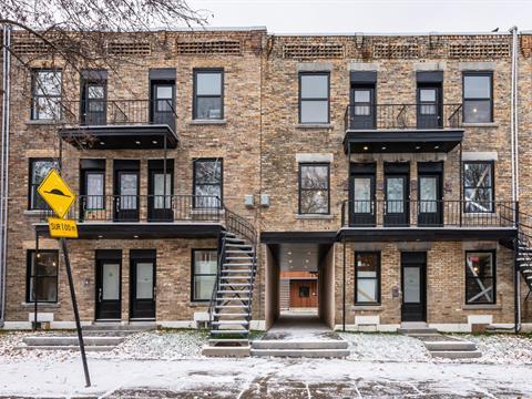 Condo / Apartment for rent in Montréal (Le Sud-Ouest), Montréal (Island), 5943, Rue  Hamilton, 18215542 - Centris.ca
