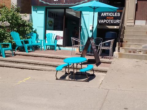 Business for sale in Montréal (Côte-des-Neiges/Notre-Dame-de-Grâce), Montréal (Island), 5647, Chemin de la Côte-des-Neiges, 20830233 - Centris.ca