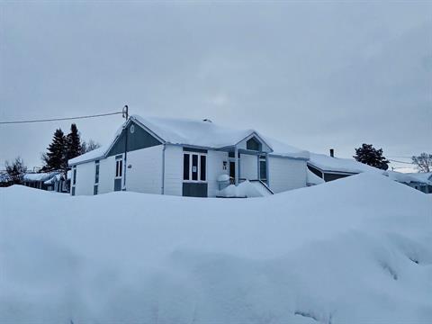 Maison à vendre à Chapais, Nord-du-Québec, 18, 1re Avenue, 9647032 - Centris.ca