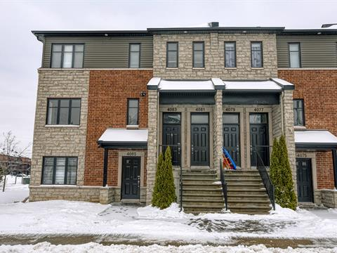Condo for sale in Laval (Chomedey), Laval, 4083, Rue  Antoine-Bedwani, 26765814 - Centris.ca