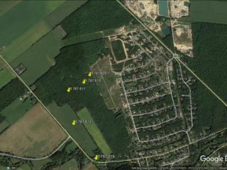 Land for sale in Rivière-Beaudette, Montérégie, Chemin  Saint-André, 20105590 - Centris.ca