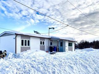 Maison mobile à vendre à Chibougamau, Nord-du-Québec, 1184 - 1190, Route  167 Sud, 14251344 - Centris.ca