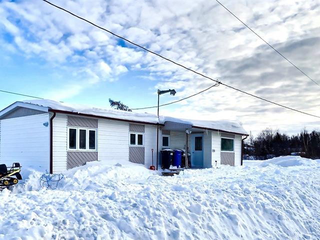 Mobile home for sale in Chibougamau, Nord-du-Québec, 1184 - 1190, Route  167 Sud, 14251344 - Centris.ca