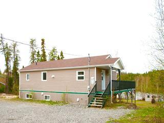 Maison à vendre à Eeyou Istchee Baie-James, Nord-du-Québec, 131, Chemin du Lac-Opémisca, 23562208 - Centris.ca