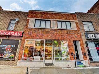 Bâtisse commerciale à vendre à Montréal (Villeray/Saint-Michel/Parc-Extension), Montréal (Île), 7579 - 7581, Rue  Saint-Hubert, 14457543 - Centris.ca