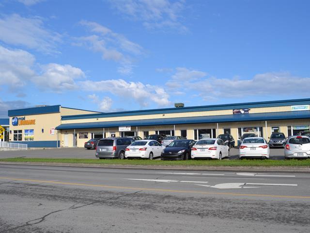 Commercial unit for rent in Rimouski, Bas-Saint-Laurent, 450, 2e Rue Est, suite 3-8, 28651109 - Centris.ca