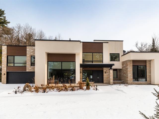 Maison à vendre à Saint-Sauveur, Laurentides, 800, Chemin du Lac-Millette, 28559995 - Centris.ca