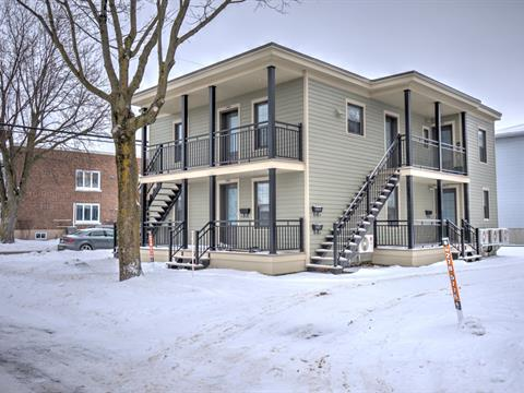 Quadruplex for sale in Saint-Hyacinthe, Montérégie, 1905 - 1935, Rue  Papineau, 14942979 - Centris.ca