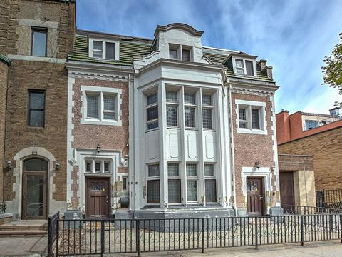 Maison à vendre à Montréal (Ville-Marie), Montréal (Île), 1570 - 1572, Avenue des Pins Ouest, 24772318 - Centris.ca