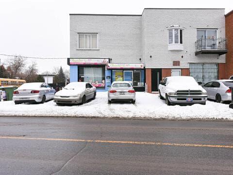 Duplex for sale in Montréal (Rivière-des-Prairies/Pointe-aux-Trembles), Montréal (Island), 9580 - 9590, boulevard  Gouin Est, 19602312 - Centris.ca