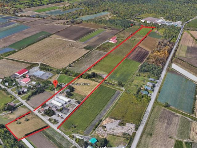 Terrain à vendre à Laval (Auteuil), Laval, 6675, Avenue des Perron, 24582106 - Centris.ca